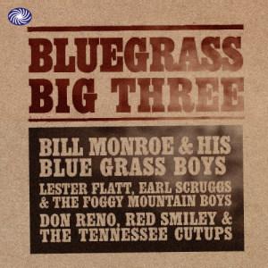 Bluegrass Big Three Vol. 1