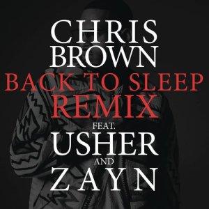 Usher的專輯Back To Sleep REMIX