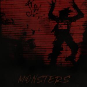 Album Monsters from Blake