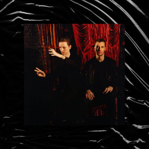 Album Anti-Gravity from These New Puritans