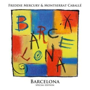 Barcelona 2012 Freddie Mercury