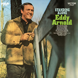 Eddy Arnold的專輯Standing Alone