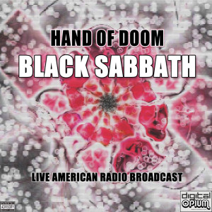 Album Hand Of Doom from Black Sabbath