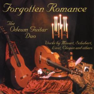 Fred Benedetti的專輯Forgotten Romance