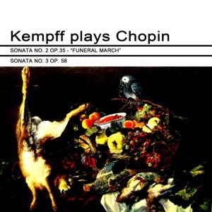 Wilhelm Kempff的專輯Kempff Plays Chopin