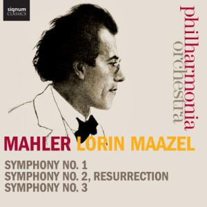 BBC Symphony Chorus的專輯Mahler: Symphonies Nos. 1-3