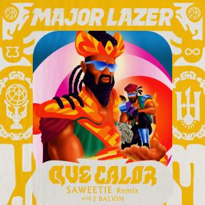 Que Calor (with J Balvin) (Saweetie Remix)