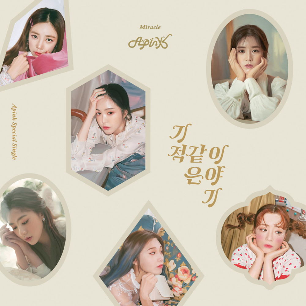Miracle 2018 Apink
