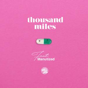 Thousand Miles dari Muztang
