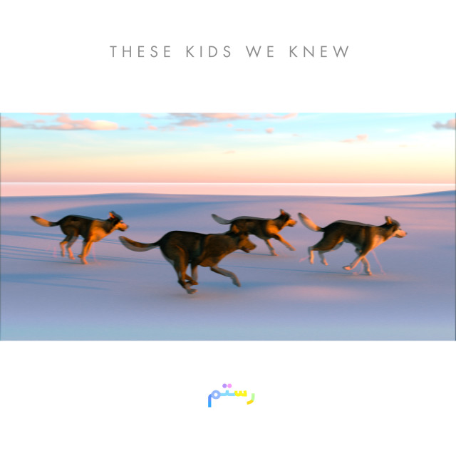 Album These Kids We Knew from Rostam