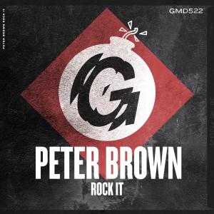 Album Rock It from Peter Brown