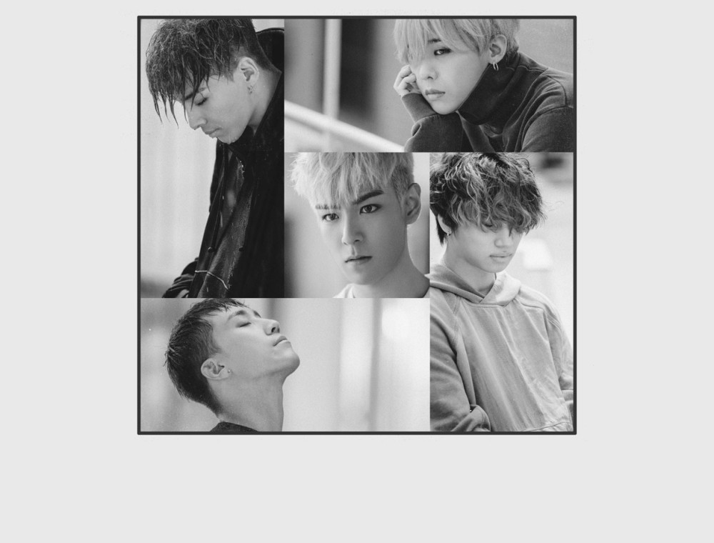 BIGBANG十周年大事回顧
