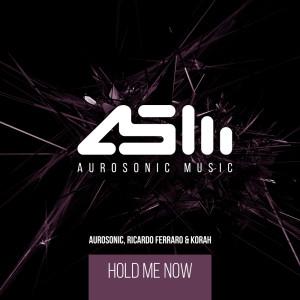Album Hold Me Now from Aurosonic