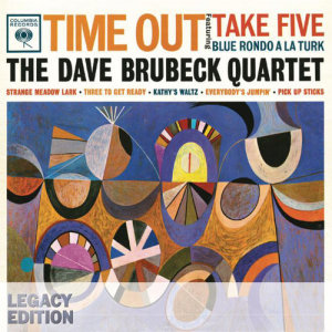 收聽The Dave Brubeck Quartet的Pick up Sticks歌詞歌曲
