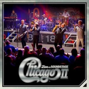 Chicago的專輯Chicago II - Live on Soundstage