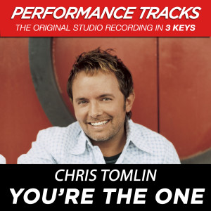 You're The One 2009 Chris Tomlin