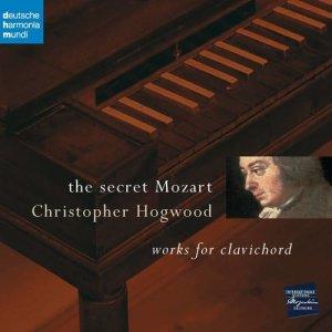 Album The Secret Mozart from Christopher Hogwood