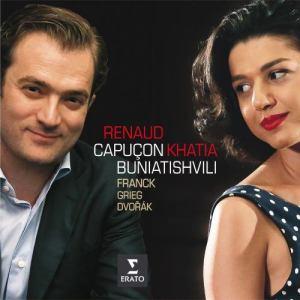 Renaud Capuçon的專輯Franck, Grieg, Dvorak: Sonatas for violin & piano
