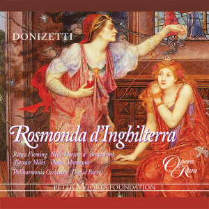 Album Donizetti: Rosmonda d'Inghilterra from Renee Fleming