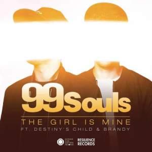 อัลบั้ม The Girl Is Mine featuring Destiny's Child & Brandy