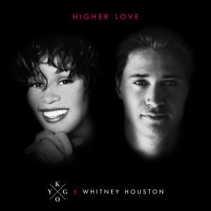 Album Higher Love from Whitney Houston