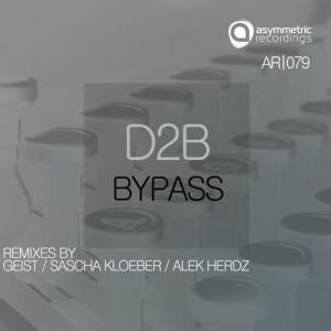 อัลบัม Bypass ศิลปิน D2B