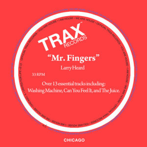 Album Mr. Fingers from Larry Heard