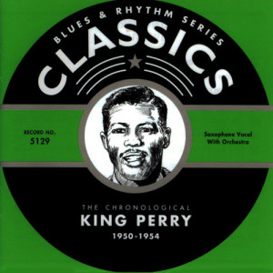 Album 1950-1954 from King Perry