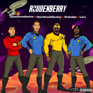 Album Roddenberry (Explicit) from Lolo