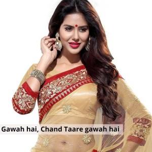 Album Gawah hai, Chand Taare gawah hai from Arijit Singh