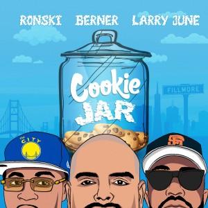 Album Cookie Jar (Explicit) from Berner