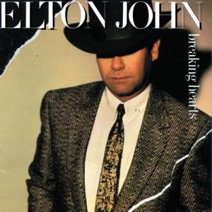 Elton John的專輯Breaking Hearts