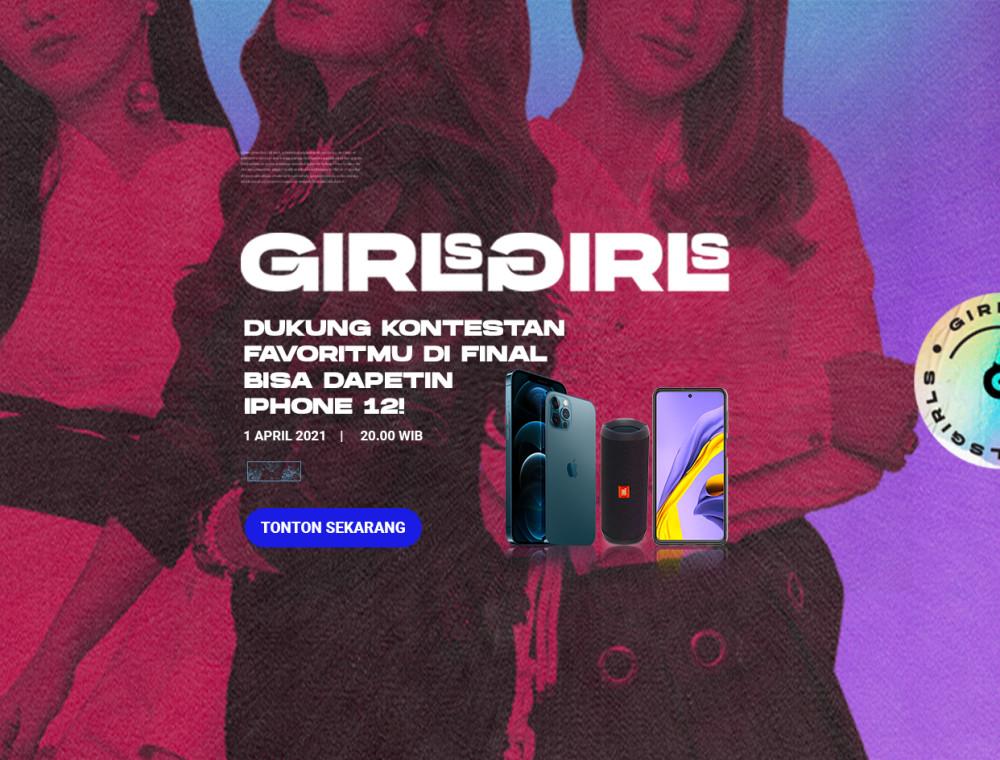Girls Girls: Goes To Grand Final!