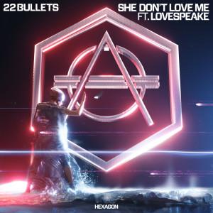 Album She Don't Love Me from Lovespeake