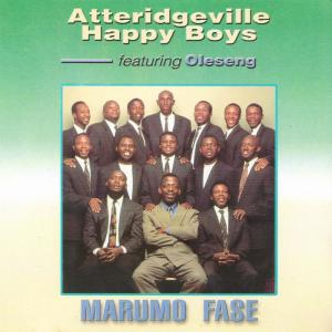 Album Marumo Fase from The Atteridgeville Happy Boys
