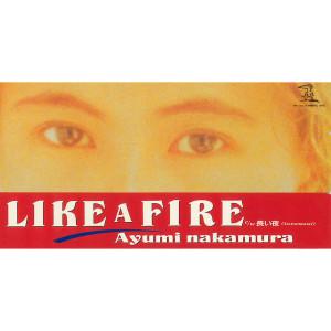 Album Like a Fire (2019 Remastered) from Ayumi Nakamura