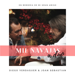 Album Mil Navajas from Joan Sebastian