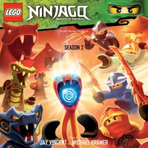 Album Ninjago Masters Of Spinjitzu™: 2 from Jay Vincent