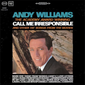 Listen to Be My Love song with lyrics from Andy Williams