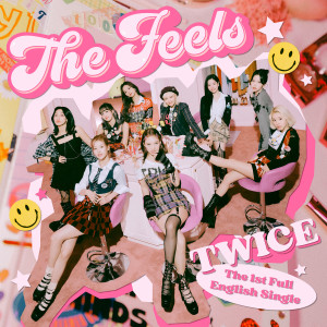 Album The Feels from TWICE
