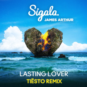 Album Lasting Lover (Tiësto Remix) from Sigala