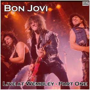 Album Live at Wembley - Part One from Bon Jovi