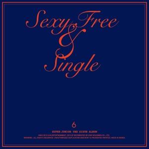 Super Junior的專輯Sexy, Free & Single