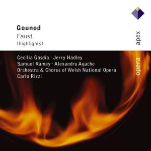 Album Gounod : Faust [Highlights] from Carlo Rizzi
