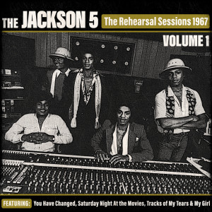 Album The Rehearsal Sessions from The Jackson 5