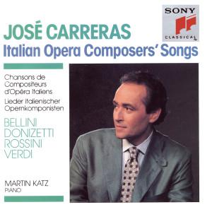 Jose Carreras的專輯Italian Operas Composers' Songs