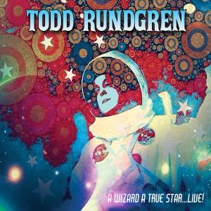 Album A Wizard a True Star...Live! from Todd Rundgren