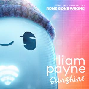"""อัลบัม Sunshine (From the Motion Picture """"Ron's Gone Wrong"""") ศิลปิน Liam Payne"""