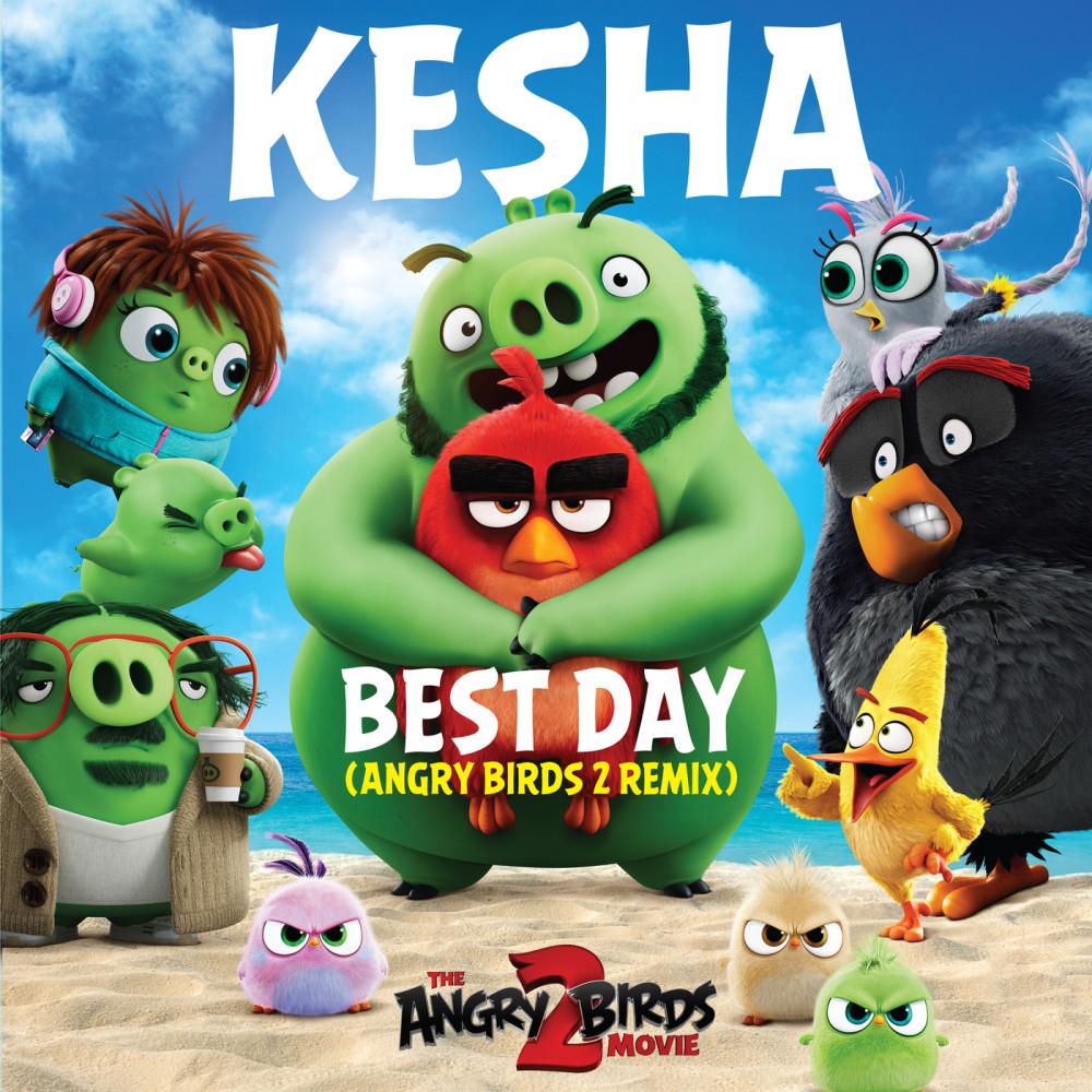 ฟังเพลงอัลบั้ม Best Day (Angry Birds 2 Remix)
