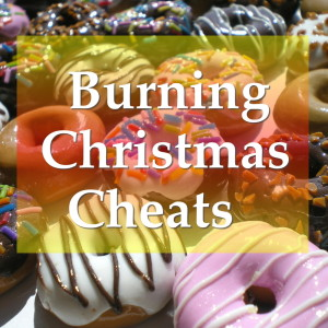 Album Burning Christmas Cheats from Various Artists